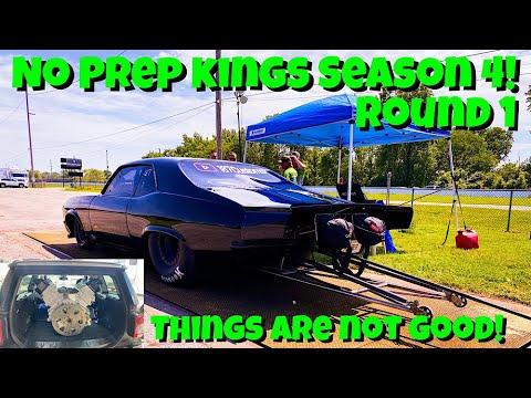 Download No Prep Kings Season 4 Opener...We're In Trouble Guys! Also Announcing Winner of Drawing