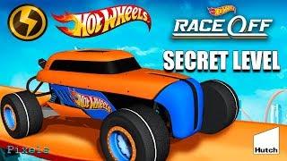 Hot Wheels Race Off - Secret Level with Rip Rod