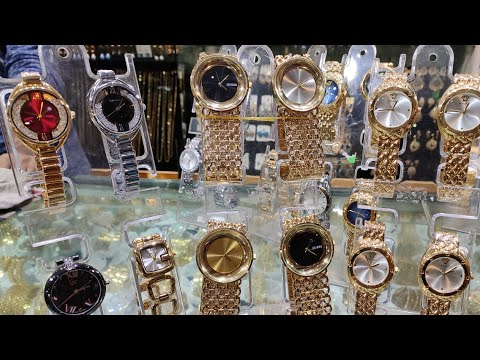 Gorgeous Ladies Watch Collection ⌚Buy Branded Watch For Girls In Bd