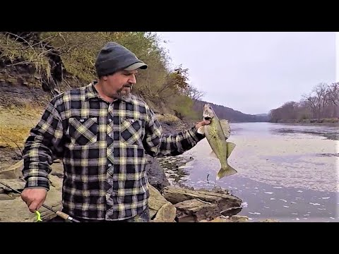 Catch, Cook And Eat Des Moines River Fall Walleye