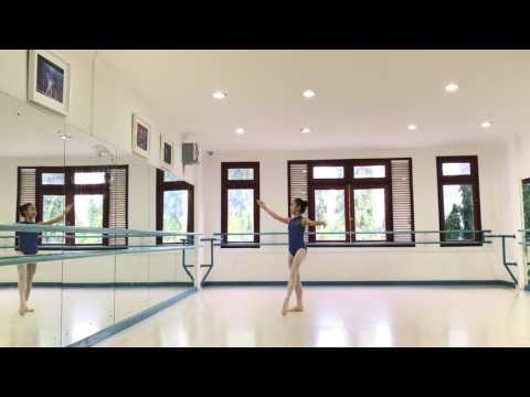 Stella Kang (ballet class)