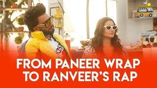 Ranveer Singh | Alia Bhatt | MasterChef Shipra Khanna | 9XM Startruck Bites
