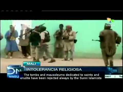 UNESCO condemns destruction of Timbuktu shrines