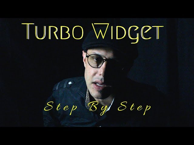 Step by Step by Turbo Widget (Official Music Video)