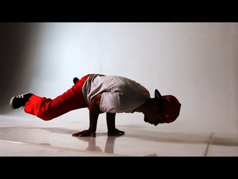 How To Do Turtle Freeze To Elbow Freeze | Break Dancing