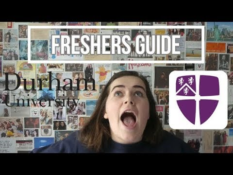 Freshers Guide to Durham University
