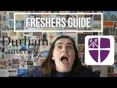 Freshers Guide To Durham University