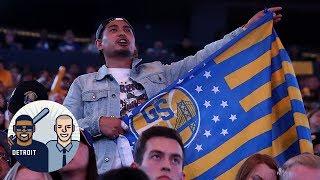 Warriors' Season Ticket Holders Must Buy 30-Year Membership | Jalen & Jacoby | ESPN