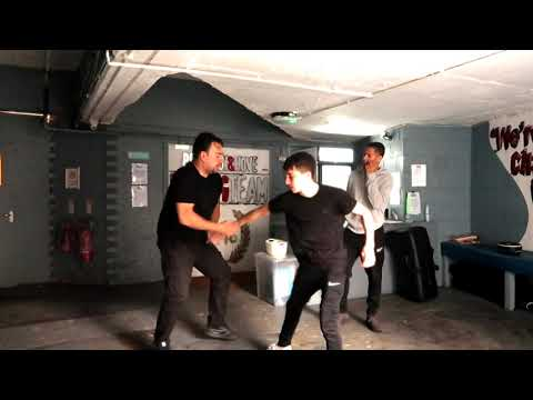 Urban Combat Jeet Kune Do - Dealing With Multiple Attackers