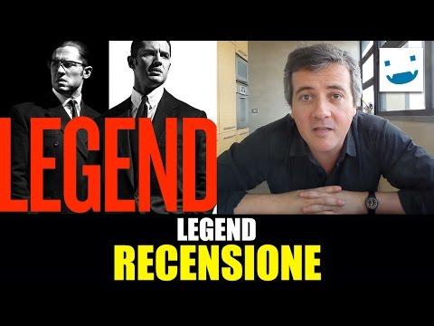 Legend, di Brian Helgeland con Tom Hardy