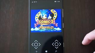 RetriX on mobile