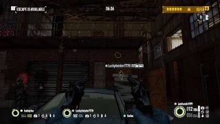 Payday 2 ft lucky and badstyles