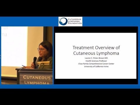 Treating Cutaneous Lymphoma
