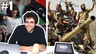 Gambar cover La GUERRA in LIBIA (Parte 1) - RIASSUNTONE SIMPATICONE