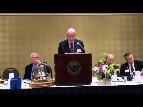 Kiwanis Club of San Diego - Scholarship Recognition luncheon -April 28, 2015