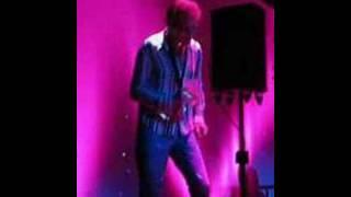 Jazzkantine York zeigt sein sexy back im Blauhaus