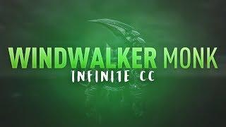 Infinite CC - 7.3 Windwalker Monk 2v2 Arena PvP - WoW Legion