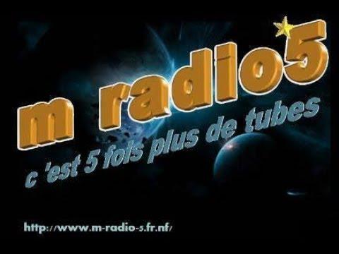 🎤  EN DIRECT SUR M-RADIO-5 🎧