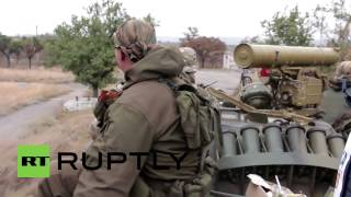 Ukraine: DPR fighters take over Kommunar village in Donetsk region