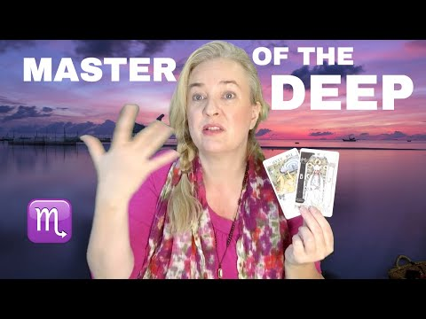 WHOOA, SCORPIO - HIGHEST VISIONS & DEEPEST INSIGHTS! October 2017 Celtic cross + past life reading