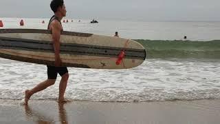 만리포 서핑영상 촬영 8월 5일 2