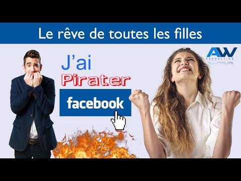 J'ai pirater le Facebook de mon copin