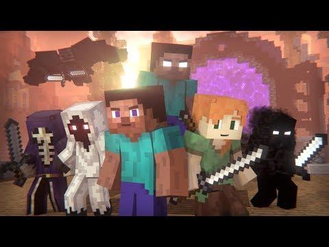 Animation Life 2: FULL Minecraft Animation