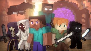 Animation Life 2 FULL Minecraft Animation