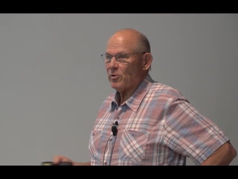 Michael  Kurylo Maniac Lecture, November 16, 2016