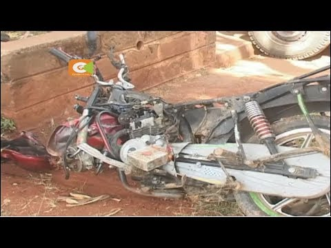Five brothers die in a motorcycle accident