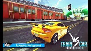 Train vs Car Racing: Simulator Racing 2019 - Android GamePlay HD