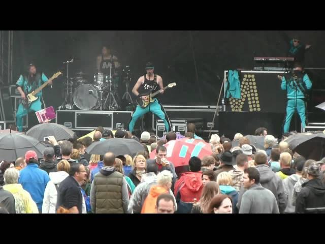 ParkCity Live 2012 - Memphis Maniacs