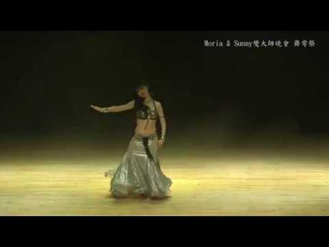 Aida Huang: 部落融合風tribal fusion...