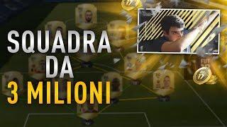 LA *SUPER* SQUADRA DA 3+ MILIONI CI PORTA ALLA VITTORIA DEL TORNEO! [FIFA 17]