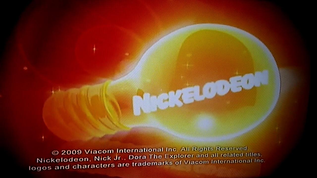 Nickelodeon Logo Light 2008 Bulb