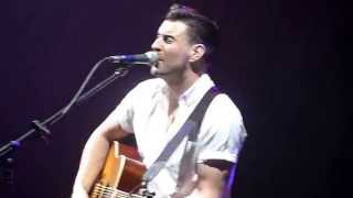 Liam Fray - Bide Your Time - Live @ XFM Winter Wonderland - Manchester Apollo - 15-12-14