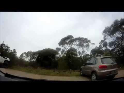 Realtime Driving: Kanangra-Boyd National Park - Bathurst using Sjcam S6 Legend
