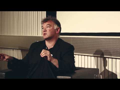 Comedian Stewart Lee in conversation at Oxford Brookes Unive