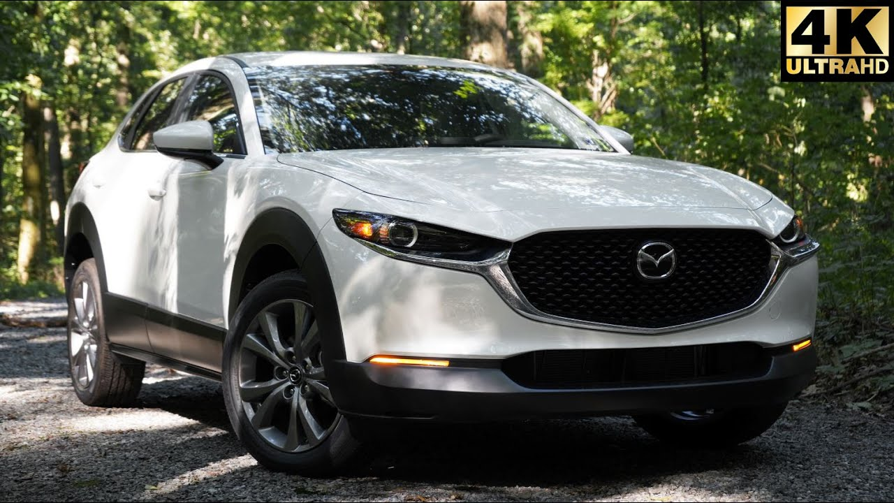 2021 Mazda CX-30 Review   The Fun to Drive Crossover