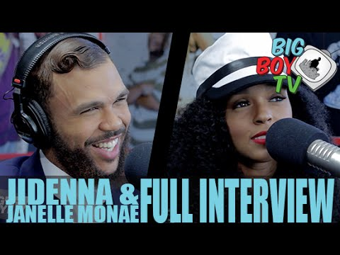 """Download Jidenna & Janelle Monae Chat About """"Classic Man"""", Wondaland, And More! (Full Interview)   BigBoyTV"""