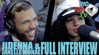 Jidenna & Janelle Monae Chat About