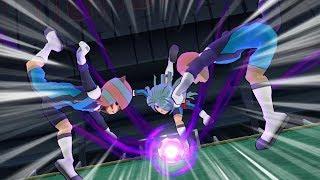 Inazuma Eleven Strikers Inazuma Japan vs Dark Emperors Wii (Dolphin Emulator)