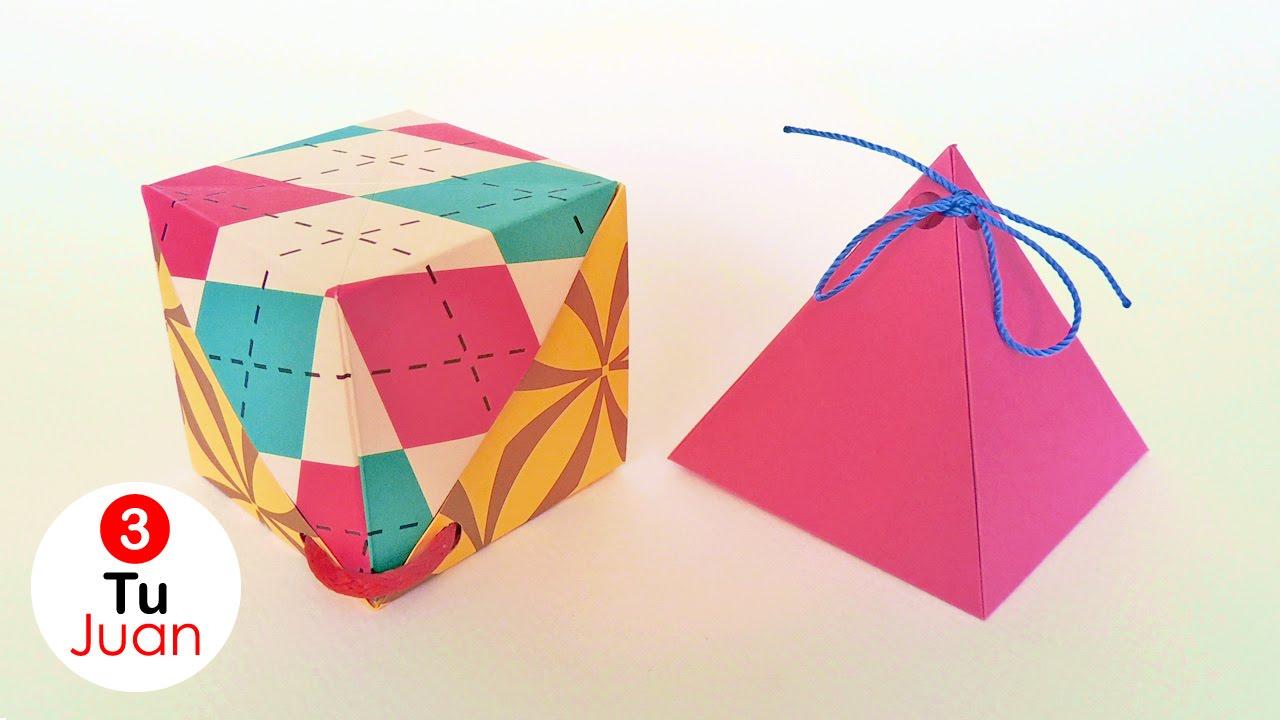 Empaques creativos para regalo juantu3 youtube for Roba usata regalo