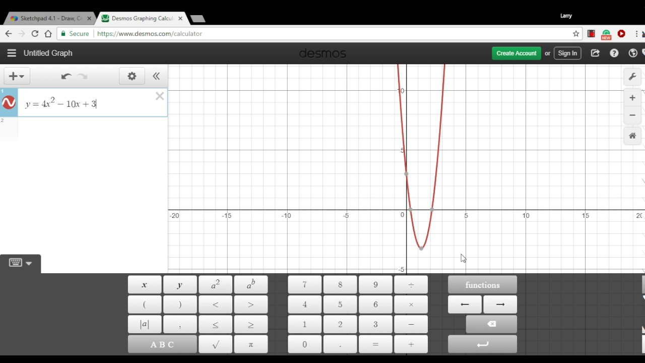 Using a graphing calculator to find the vertex and x intercepts of using a graphing calculator to find the vertex and x intercepts of a parabola falaconquin
