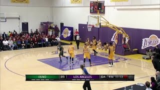 highlights duje dukan 8 points vs the d fenders 4 7 2016
