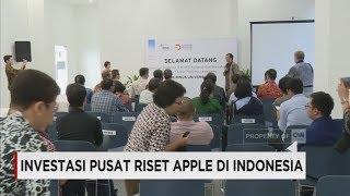 Gambar cover Investasi Pusat Riset Apple di Indonesia