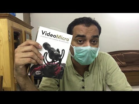 Best Mic for audio recording Rode Micro mic unboxing | Test |