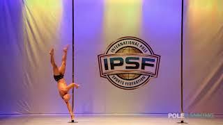 Sergio Chan - IPSF World Pole Championships 2018