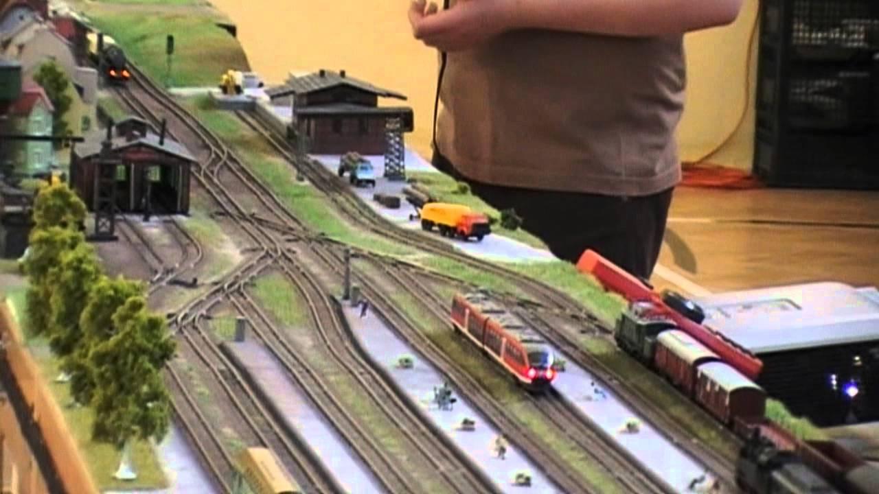 Modelljärnväg Tt Skala
