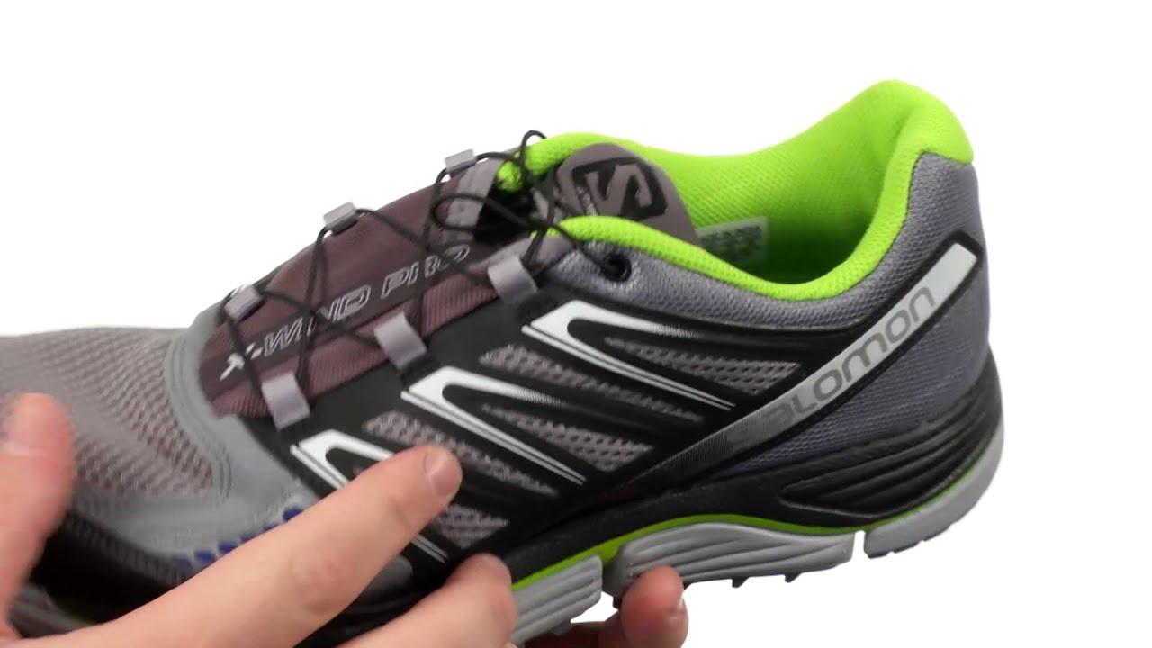 Salomon X-Wind Pro Running Shoes E74m3065